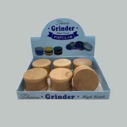 Grinders Hout