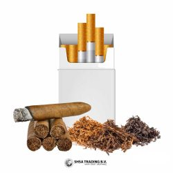Sigaretten, Sigaren, Shag, Volumetabak